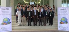 September 2013 – Prof. Glaser und Prof. Drescher sind beim Abschlussworkshop des Projekts VegGIS in Bangkok
