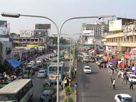 September 2014 - Kirsten Hackenbroch zu Gast am IGCS in Chennai sowie zu Forschungsarbeiten in Dhaka