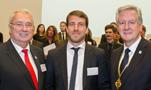 Oktober 2014 – Dr. Johannes Schlesinger erhält Waldseemüller-Preis für seine Dissertation
