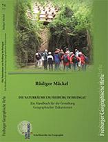 Januar 2015 – Neuer Band der Freiburger Geographischen Hefte