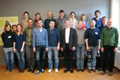 März 2016 - Verbundtreffen des Forschungsprojektes WaSiG in Freiburg