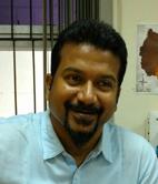 März 2017 – Dr. Avilash Roul als DAAD-Gastwissenschaftler in der Geographie