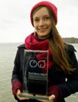 November 2017 - Hannelene Schilar wird mit Best Paper Award der DGT ausgezeichnet