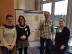 Januar 2018 - Drei Poster aus der Physischen Geographie bei Symposium in Karlsruhe