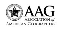 April 2019 -  Jahreskonferenz der American Association of Geographers in Washington D.C.