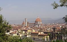 Juni 2019 - Clara Kramer zu Forschungsaufenthalt in Florenz