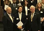 Oktober 2019 – Paul Jutteau mit Waldseemüller-Preis ausgezeichnet