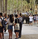 Januar 2020 - Facetten der Touristifizierung von Barcelona in crossmedialer Dokumentation